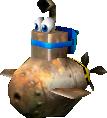 Banjo Sous-marin